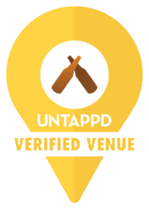 Verified Venue at Untappd